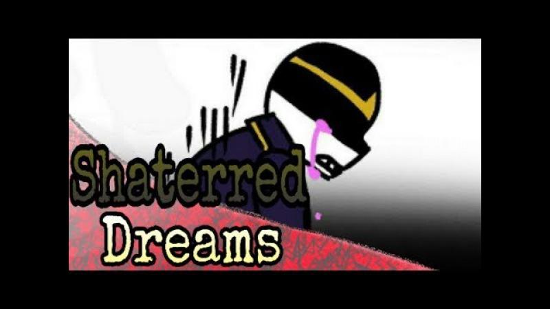 Комикс Андертейл | Shaterred Dreams | Часть 1