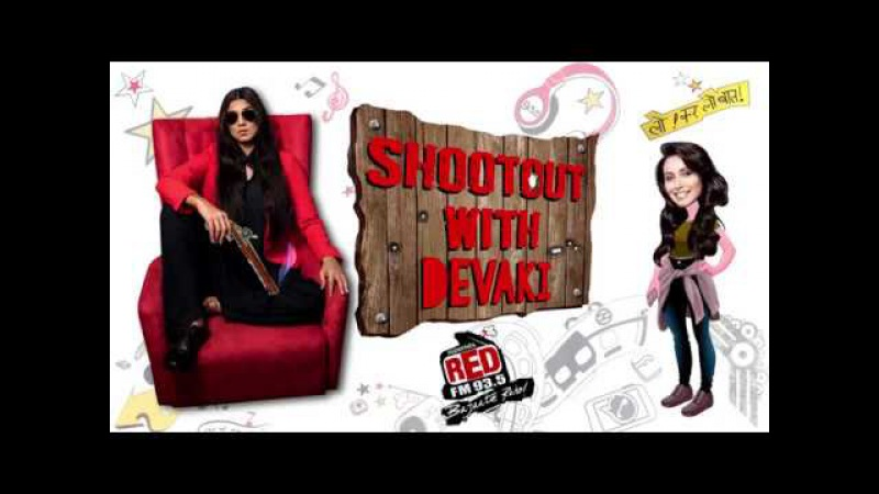 Shootout with Devaki - Rani Mukerji