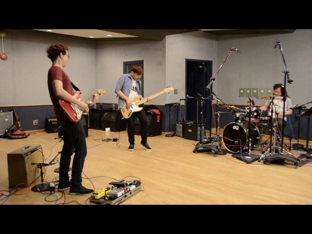 The Chicken - Byungjoo Kang Trio (Studio Jam Session)