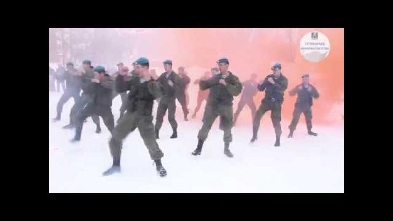 Митинг, посвященный 29-летию вывода войск из Афганистана