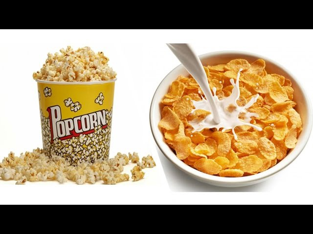 How It's Made - POPCORN CEREALS