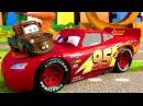 Тачки 3 Молния Маквин Большой и Маленький Брат Мультики про Машинки Cars 3 Lightning McQueen