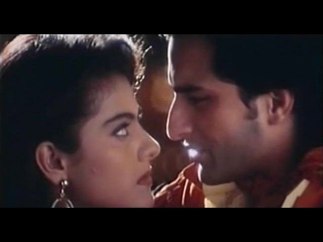 Саиф Али Кхан (Saif Ali Khan), Каджол (Kajol) - клип по фильму Вместе навсегда (Hameshaa)