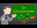 Learn German German Vocabulary Im Klassenzimmer Classroom objects A1