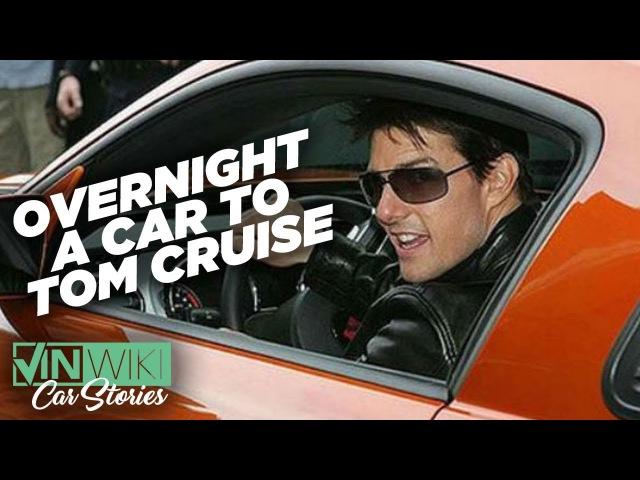 Getting Tom Cruise a car via overnight mail