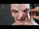 Sculpting Snoke Star Wars The Last Jedi Special Timelapse sculpt and airbrush demo