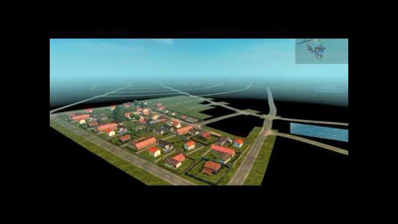 ETS 2 Карта Минск-Москва-Крым V4.1 Сколько Вязьму нужно детализировать