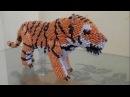 Tutorial origami 3D Tiger (harimau indonesia) part 7