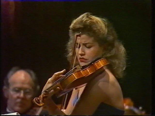 Anne-Sophie Mutter Prokofiev concerto N°1 Complet