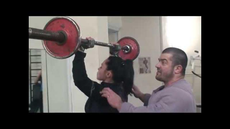 Тренировка рук - ShouldersTriceps Biceps-Andrew Evtukhov