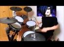 【東京喰種 トーキョーグール 】【Tokyo Ghoul】【OP Full】 unravel 【drum cover】【叩いてみた】