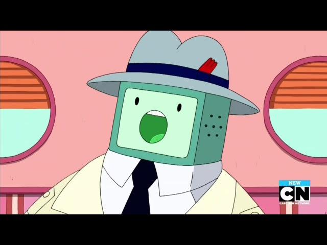 Adventure Time Season 9 Episode 16 Always BMO Closing
