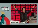 Green Day Perform 'Boulevard of Broken Dreams' | Global Citizen Festival NYC 2017