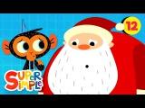 Santa's Sleigh Needs Major Repairs | Mr. Monkey, Monkey Mechanic Christmas Special!