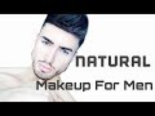 MENS NATURAL MAKEUP TUTORIAL | My Everyday Makeup Routine