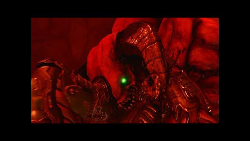 Doom Kadingir Sanctum Nightmare no HUD 4k 60Fps