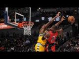 Mix Amazing NBA Dunks with beat drops (HD)