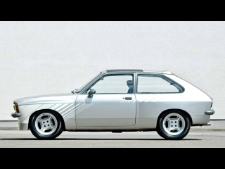Opel Kadett City Design Study C '1978