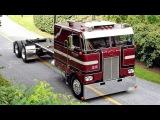 Peterbilt 352 64 tractor North America 1969 80