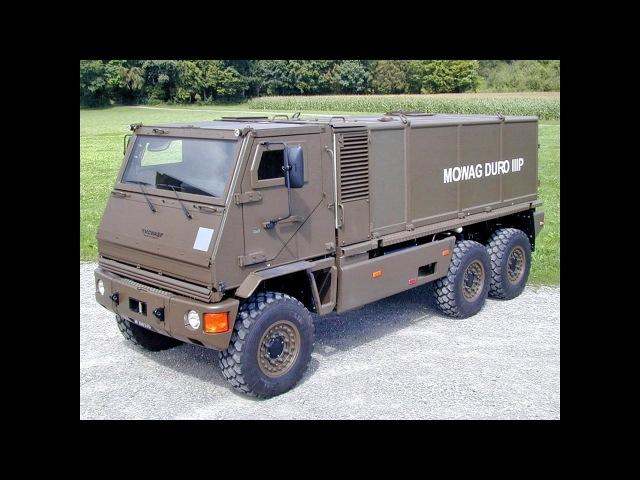 MOWAG DURO III 2003