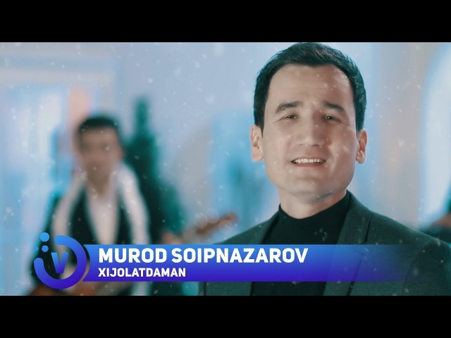 Murod Soibnazarov - Xijolatdaman   Мурод Соипназаров - Хижолатдаман (Yangi yil kechasi 2018)