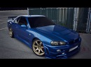 The Crew Caling All Units Nissan Skyline GTR R34 Restyling