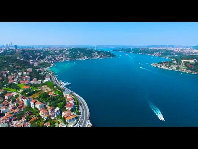 İstanbul-Yeşil ve Mavi-4K