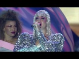 Unconditionally (Homenagem a Marielle Franco) - Katy Perry live Witness The Tour - Midiorama