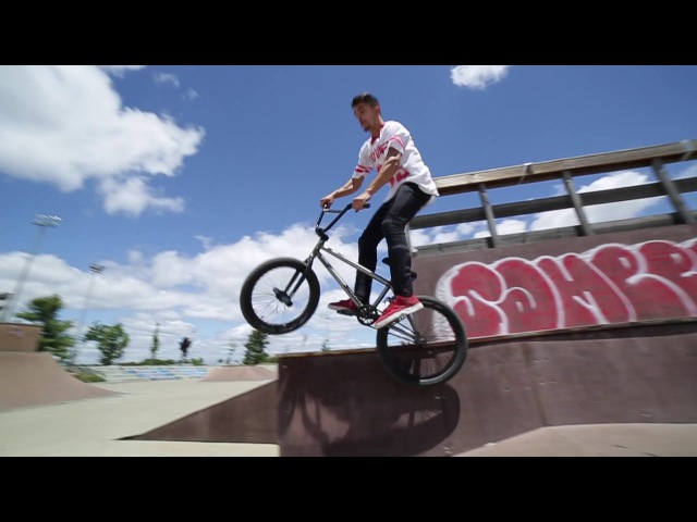 ODYSSEY BMX: CHAMPI GALÁN - WELCOME TO THE TEAM