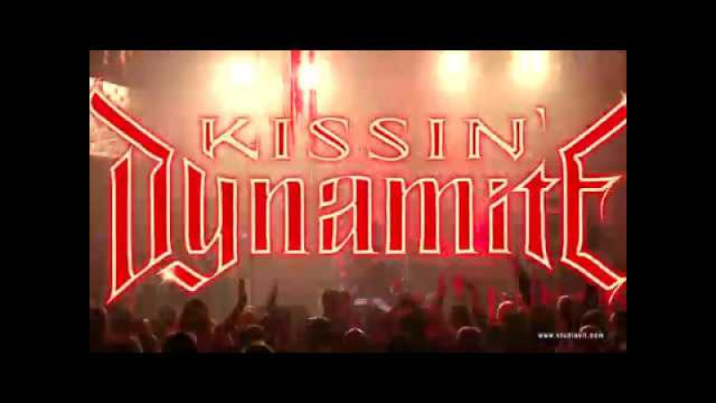 Kissin' Dynamite - I Will Be King Flying Colours (Live in Chernomorsk, 11.12.2016)