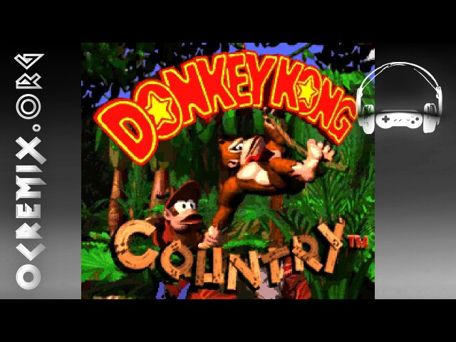 Donkey Kong Country ReMix by NoTuX Fathoms Aquatic Ambiance 3654