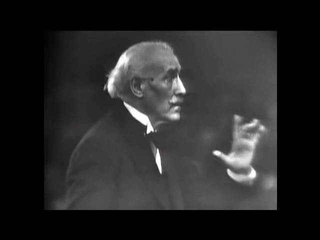 Arturo Toscanini conducts Mozart Symphony No 40 G minor K 550 NBC Orchestra