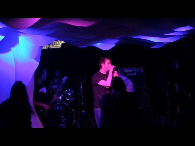 группа Свободный Режим в рок-баре Цеппелин 25 февраля 2018 г.
