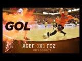 Brazil League - Round 13 - Carlos Barbosa 3x1 Foz Cataratas