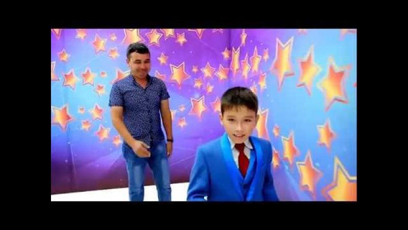 Yulduzcha 14 Behruzbek Asqarov Бехрузбек Аскаров 10 лет г.Чирчик Не белым и не черным