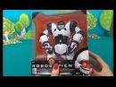 Mini Robosapiens. Wow Wee Robosapiens. Jouets pour enfants Robot. Déballage Mini Robosapiens