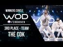 THE CDK 3rd Place Team World of Dance Eindhoven Qualifier 2017 WODEIN17