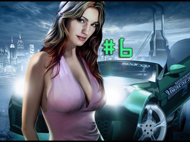 Need For Speed: Underground 2 - Walkthrough Part 6 (PC)