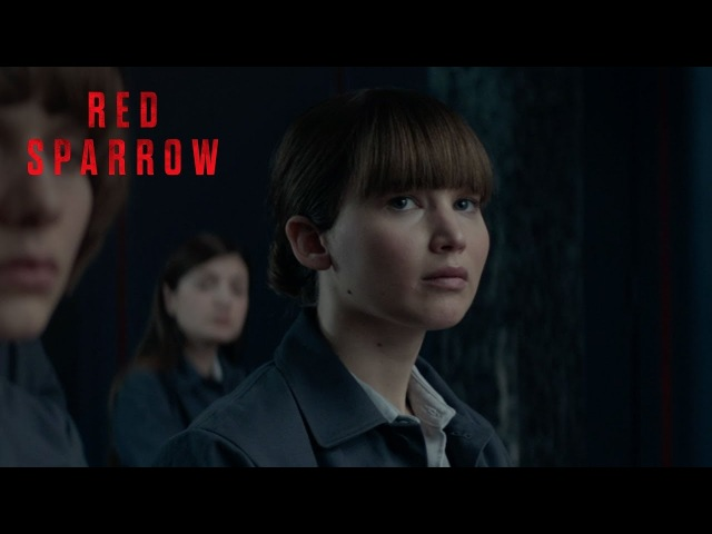 Red Sparrow Sparrow School The Art of Manipulation 20th Century FOX