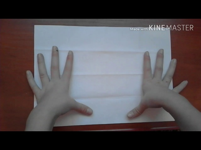 DIY Mini Notebooks з 1 аркуша паперу/Міні блокнотик своїми руками