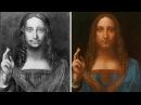 Leonardo's Salvator Mundi restored – timelapse video
