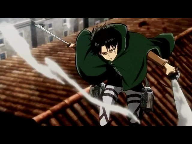 Attack on Titan   Thousand Foot Krutch - Take It Out On Me