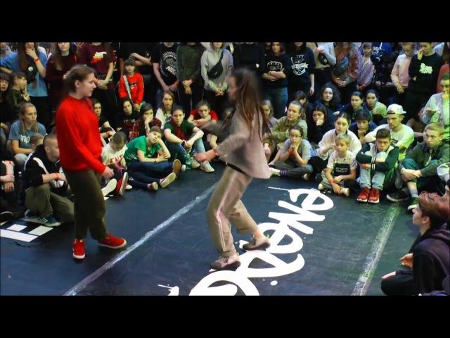 Anfisa vs Irisha Yo | Female Hip-Hop 1/2 | ENERGY BATTLE |