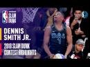 Dennis Smith Jr ALL DUNKS from 2018 Verizon Slam Dunk Contest NBANews NBA NBAAllStar NBAAllStar2018
