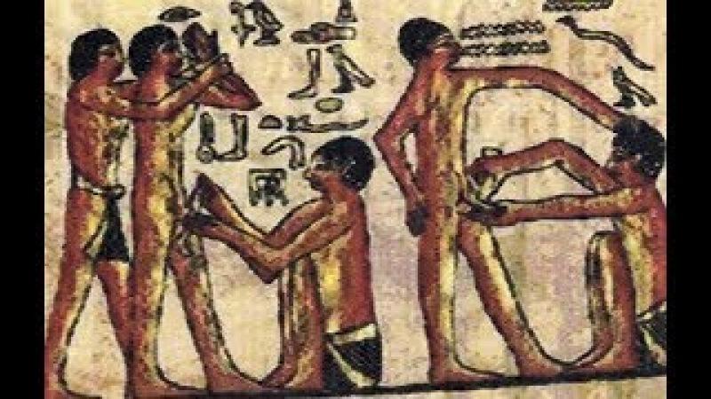 Только от одного вида волосы шевелятся.Священные ритуалы древнего Египта.Документальный