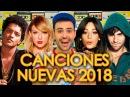CANCIONES NUEVAS 2018 POP ROCK ELECTRÓNICA LO MÁS NUEVO EN INGLÉS Y ESPAÑOL WOW QUÉ PASA ENERO
