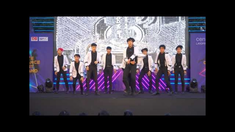 171216 The Dazzlers cover SEVENTEEN - CLAP Lip Hip VERY NICE @ Ultimate Cover Dance 2017