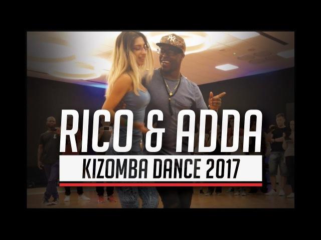 Filho do Zua - A Saia Dela / Rico Adda Kizomba Dance @ KizzMe More Festival 2017
