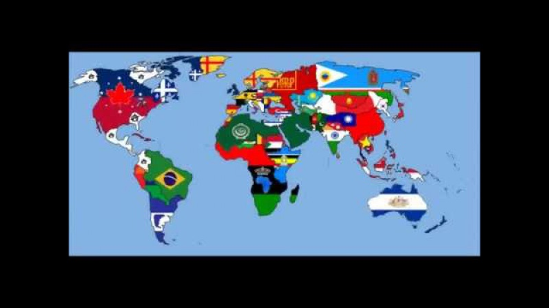 World War III(The World in the next 200 years)2