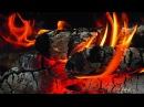 Тлеющие угли - релакс видео HD. Smouldering coals - relaxing video HD